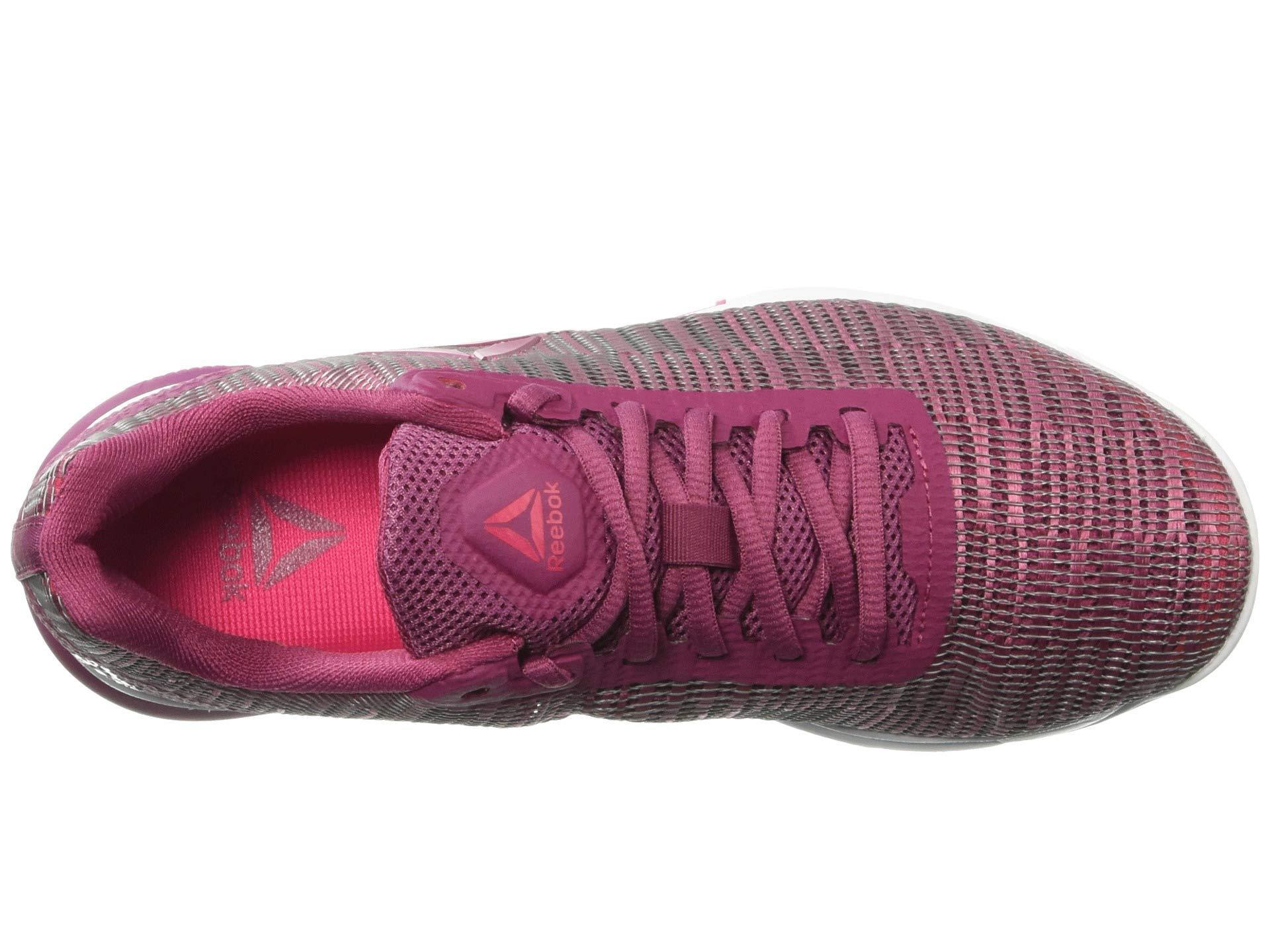 5178ecf07d73 Reebok - Pink Speed Tr Flexweave (cold Grey white neon Red) Women s. View  fullscreen