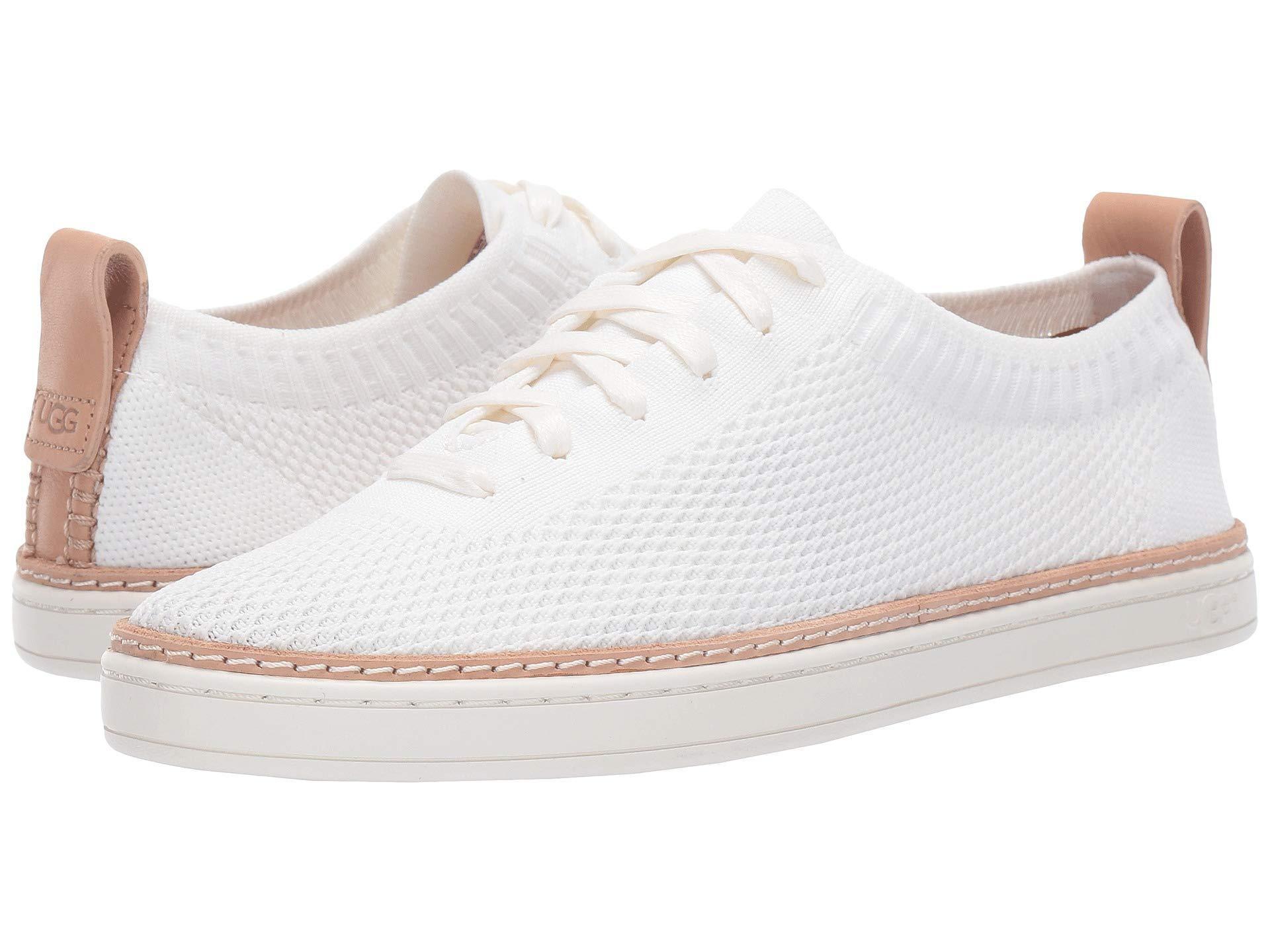 b4aa19628 Ugg - White Sidney Sneaker - Lyst. View fullscreen