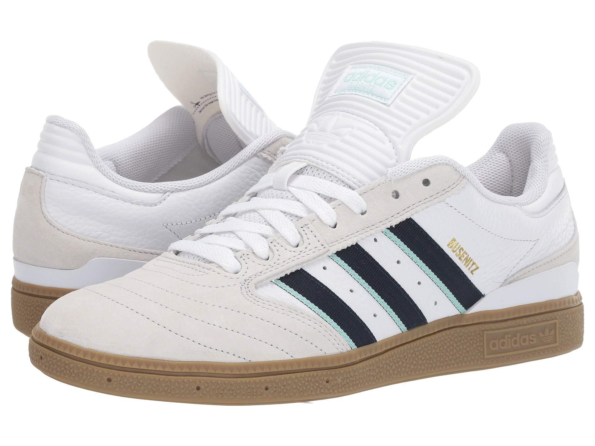 check out 37b4e b786f adidas Originals. Black Busenitz Pro (footwear Whitecollegiate  Burgundyclear Mint) Mens Skate Shoes