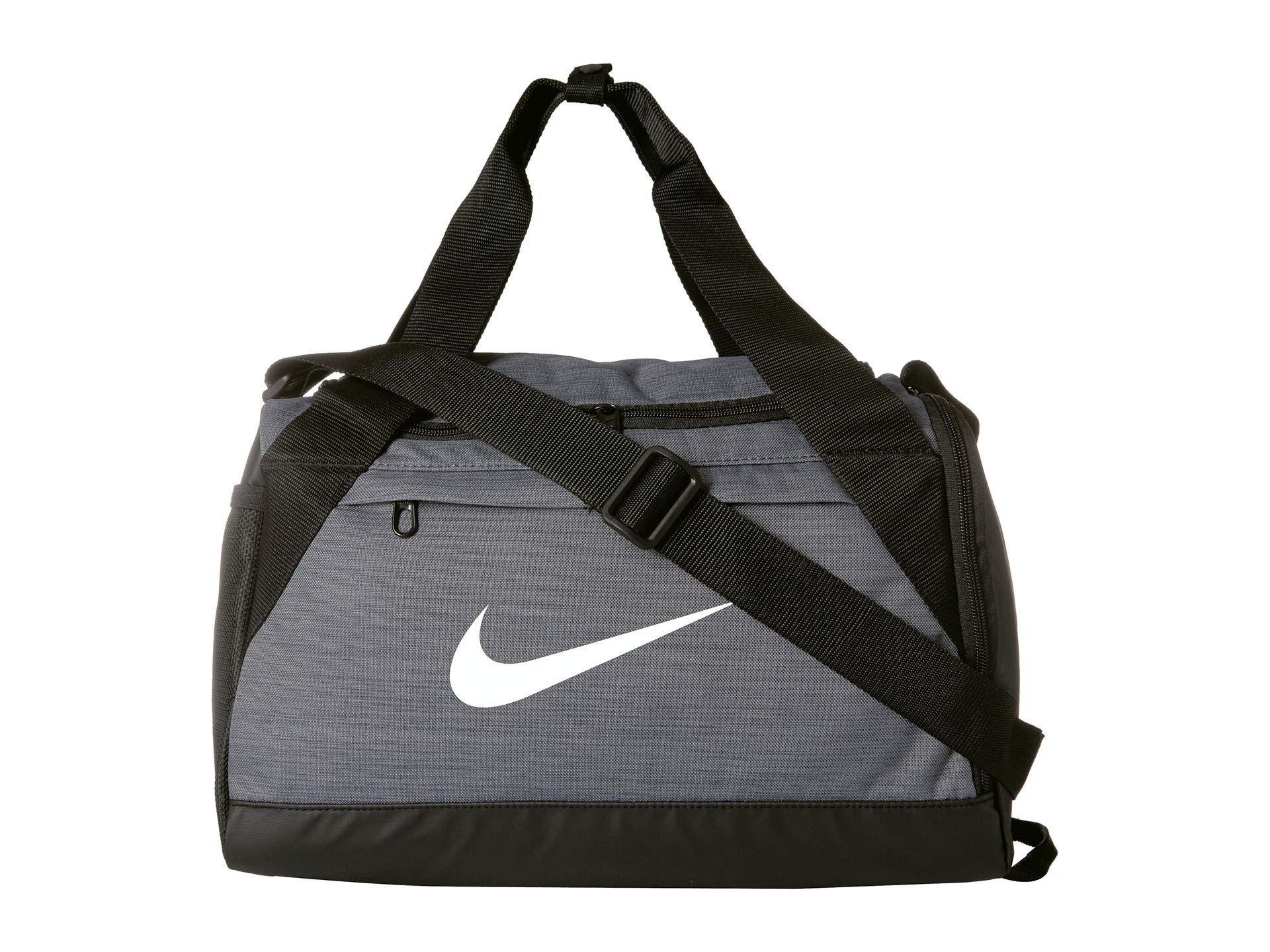 89a731eaaa41 Nike. Men s Brasilia Extra Small Training Duffel Bag (black black white) ...