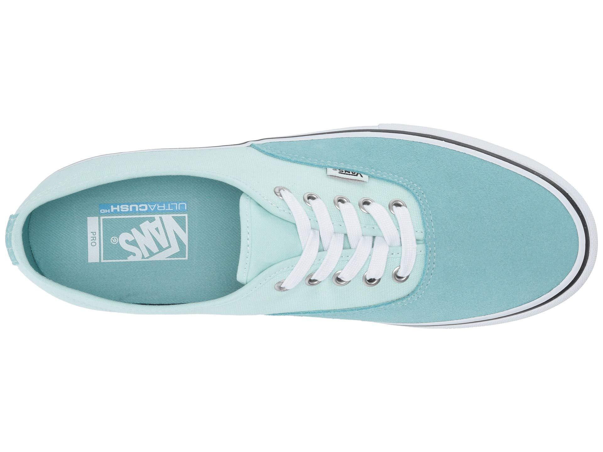 a4f249fb42beb9 Vans - Blue Authentictm Pro (frost Gray classic Gum) Men s Skate Shoes for.  View fullscreen