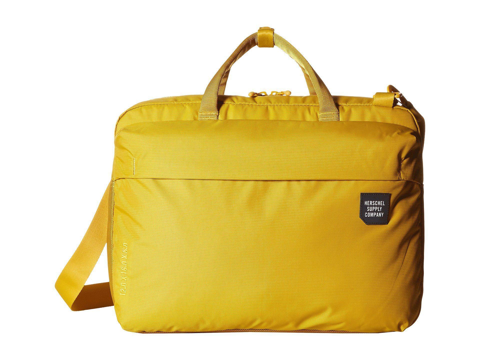 282ed7a0b7 Lyst - Herschel Supply Co. Britannia (arrowwood) Messenger Bags in ...