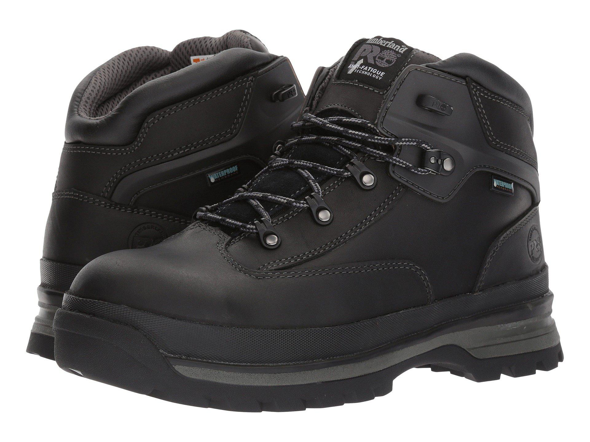 e13579cdd77 Lyst - Timberland Euro Hiker Alloy Safety Toe Waterproof (brown Full ...