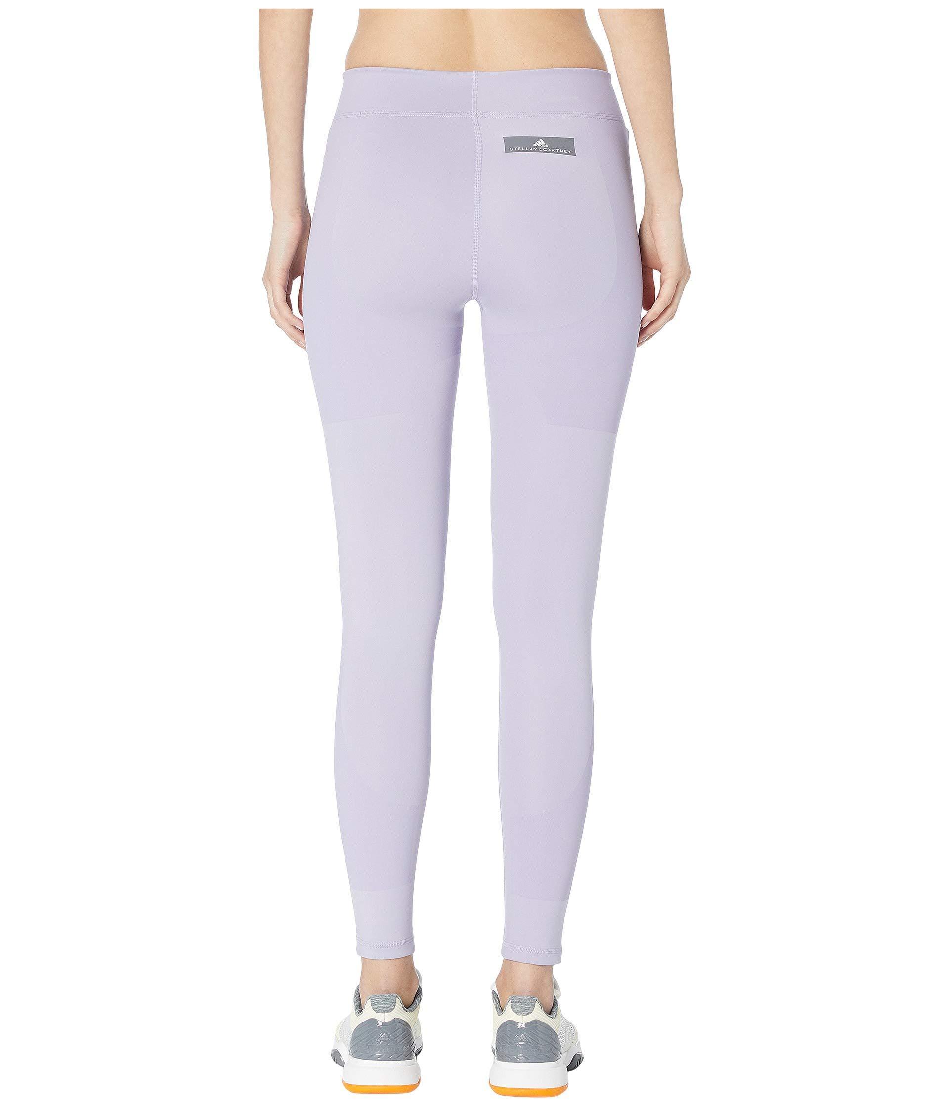 e36f238e03dc77 adidas By Stella McCartney Train Tights Dw9576 (iced Lavender ...
