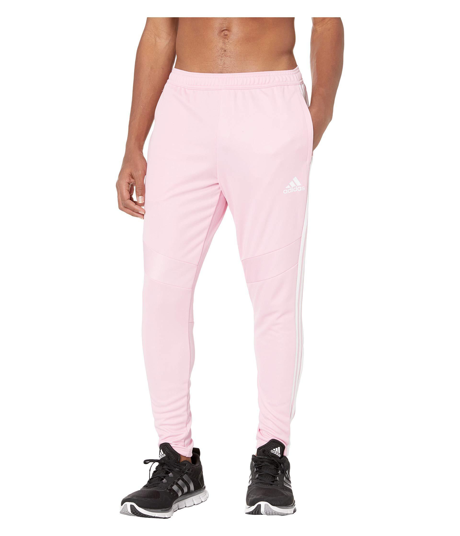 e2ab3791024 Lyst - adidas Tiro '19 Pants (dark Blue white) Men's Workout in Pink ...