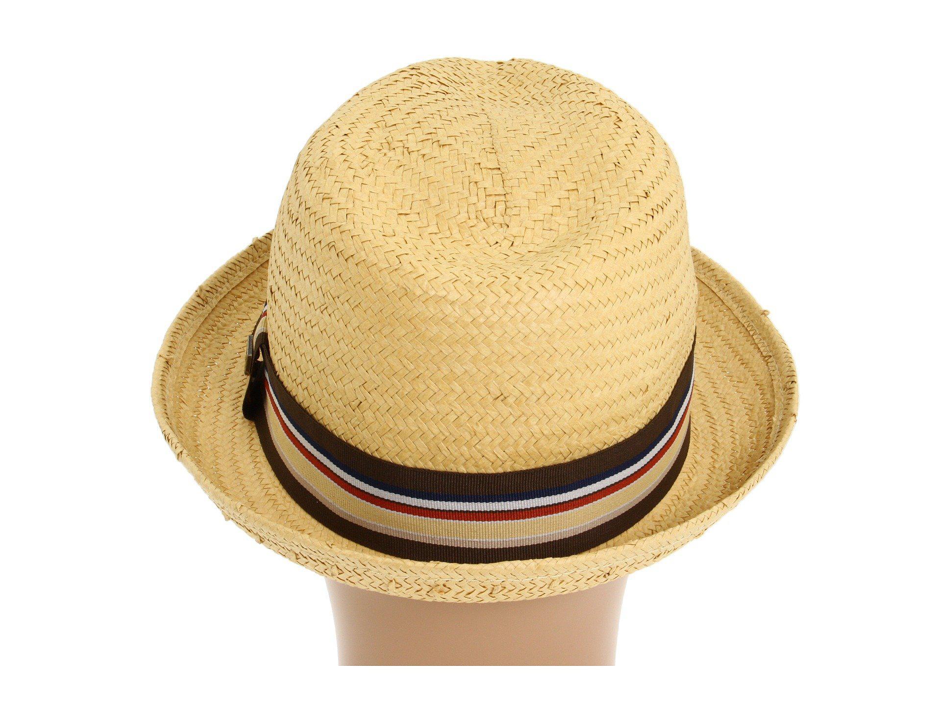 59f21c2f1c6fb Brixton - Natural Castor (tan Straw) Traditional Hats - Lyst. View  fullscreen
