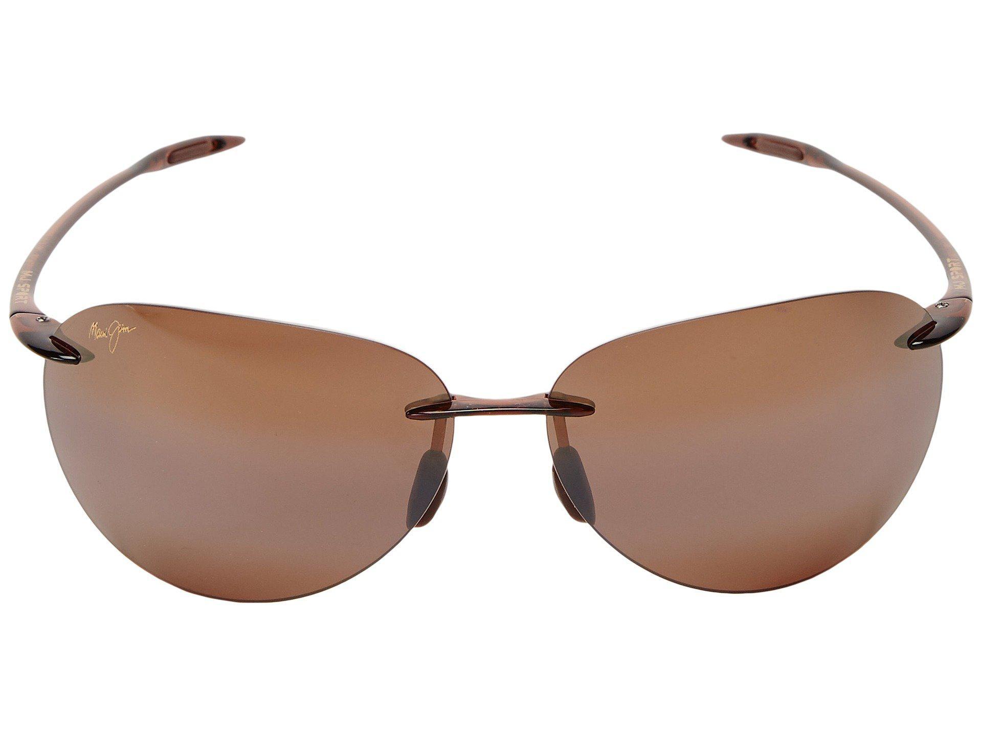 77543eea1fc Maui Jim - Red Sugar Beach (gloss Black netural Grey Lens) Sport Sunglasses.  View fullscreen
