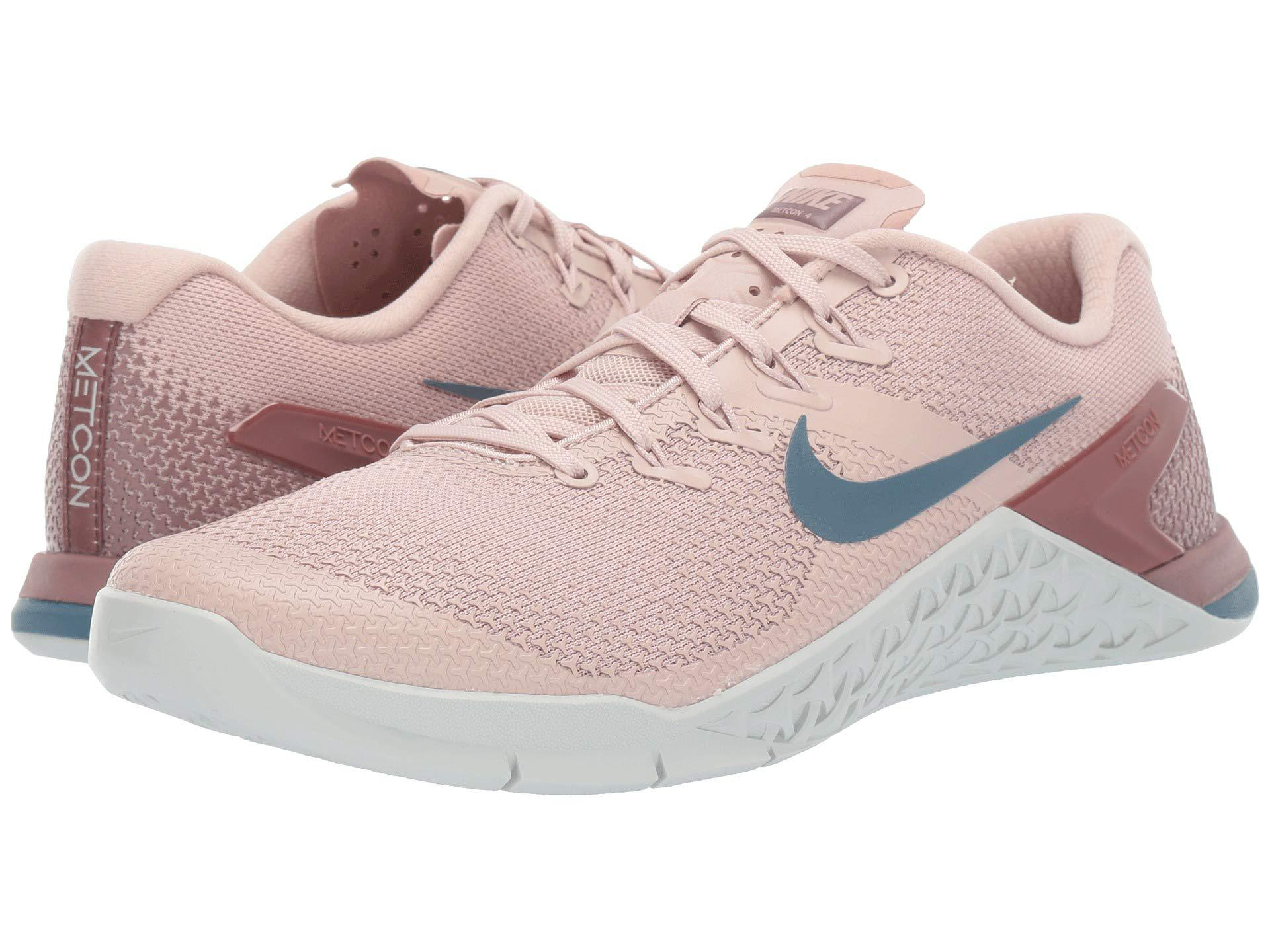 cd7fb8fb8619 Lyst - Nike Metcon 4 (particle Beige cellestial Teal) Women s Shoes ...