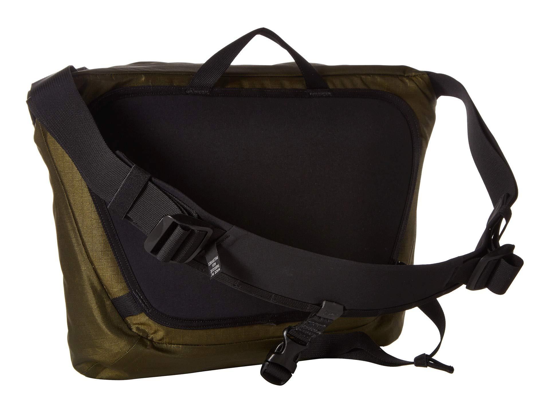 f3ae2a9e92c Lyst - Arc teryx Granville 10 Courier Bag (black) Bags in Black for Men