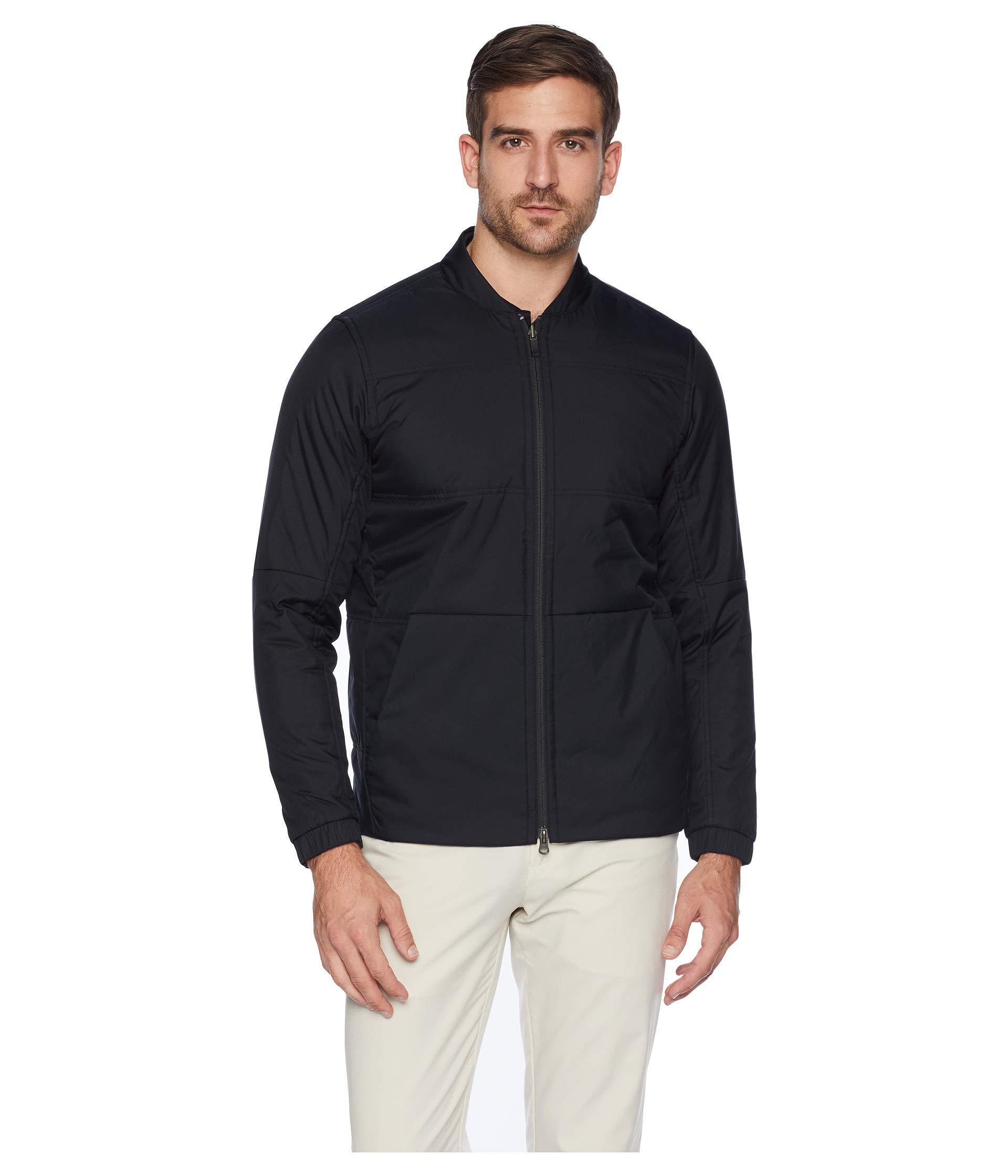 Lyst - Nike Synthetic Fill Jacket Core (black black black) Men s ... 9be7f332e