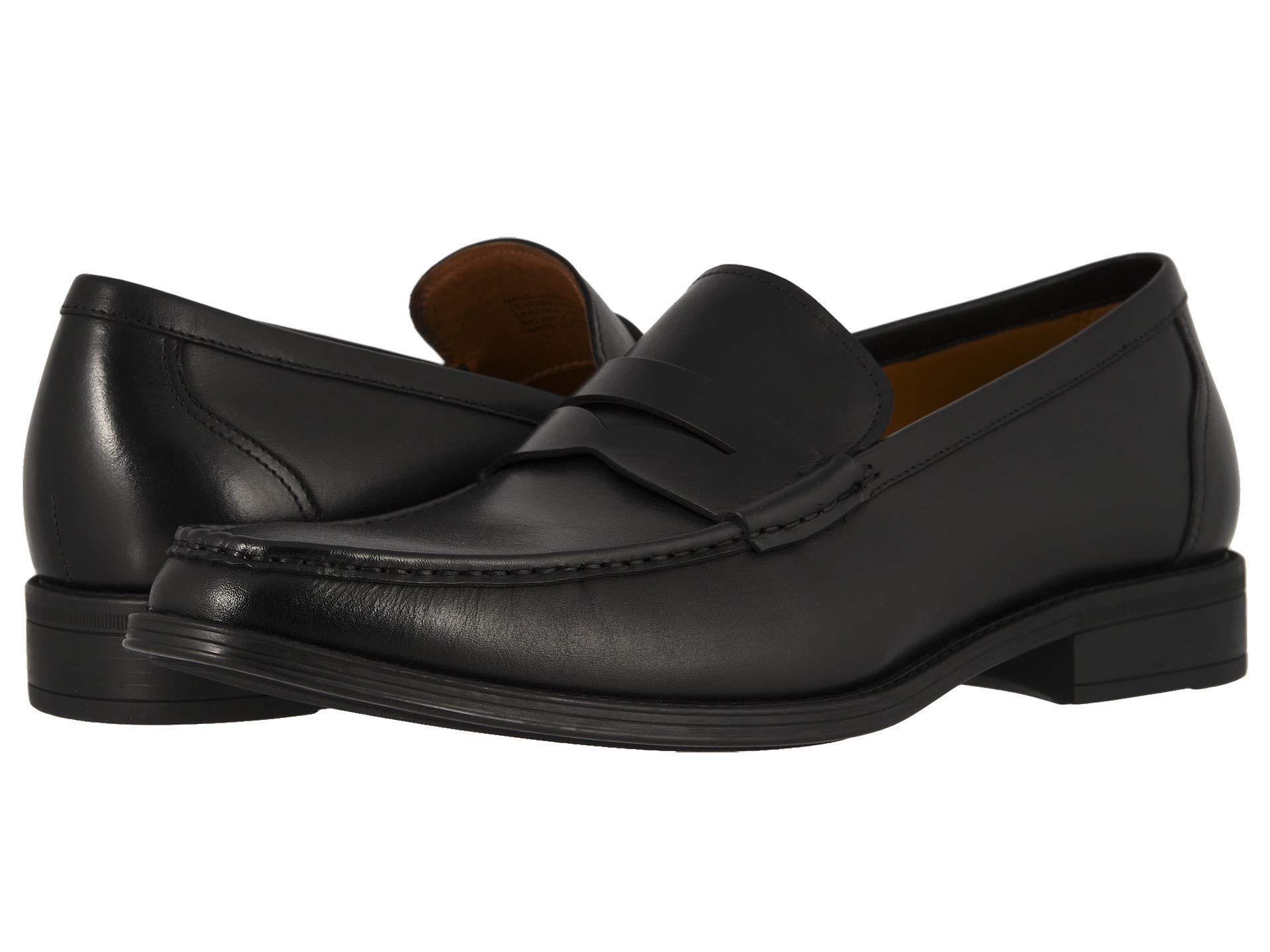 aaf19103755 Lyst - Florsheim Amelio Penny Loafer (black Smooth) Men s Shoes in ...