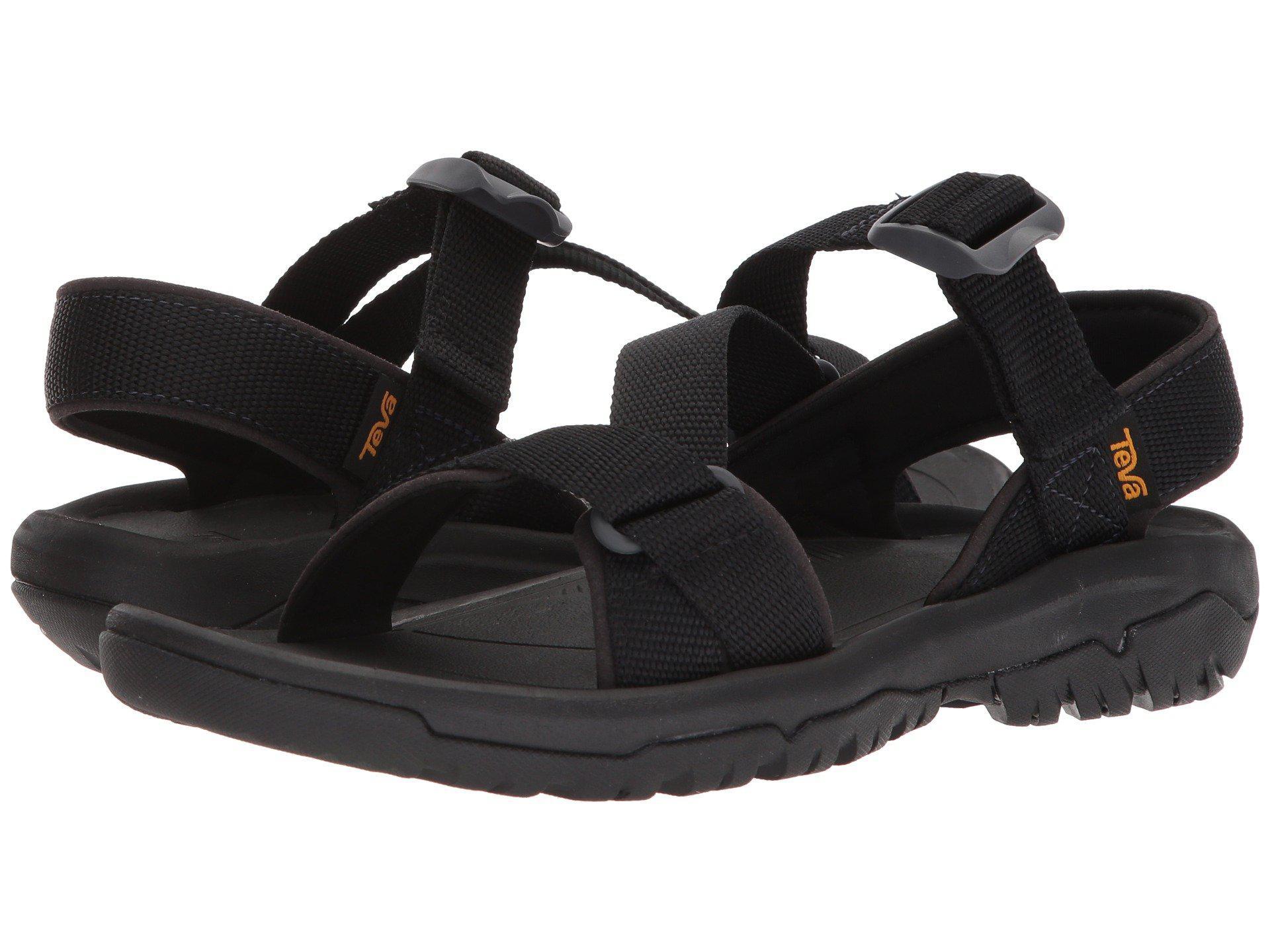 227078dd800584 Teva - Black Hurricane Xlt2 Cross Strap (dark Olive) Men s Shoes for Men -.  View fullscreen