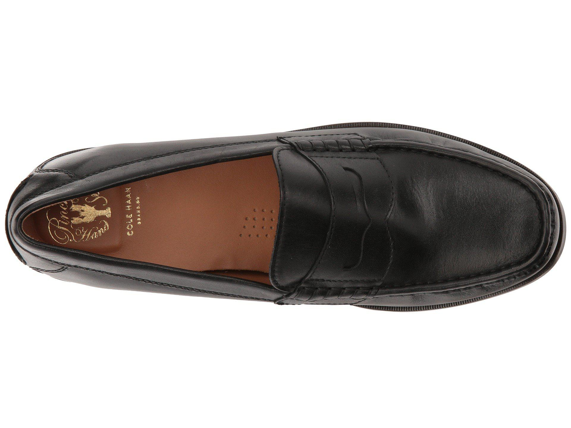 4fedcdb6087 Cole Haan - Black Pinch Friday Contemporary (woodbury Handstain) Men s Shoes  for Men -. View fullscreen
