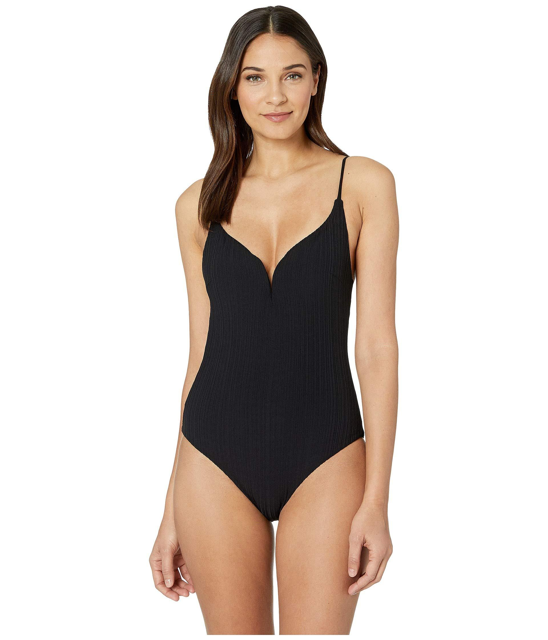 cd2068846d7af Lyst - Onia Gloria One-piece (rose) Women s Swimsuits One Piece in Black