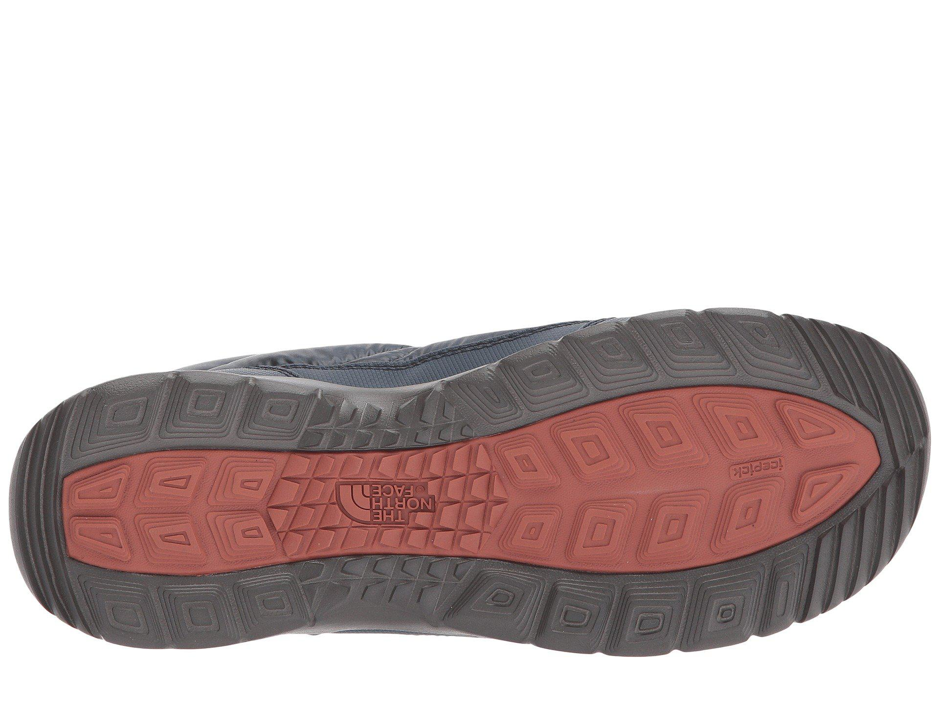 7f64216bb9 Lyst - The North Face Thermoball Lace Ii (shiny Ink Blue etruscan ...