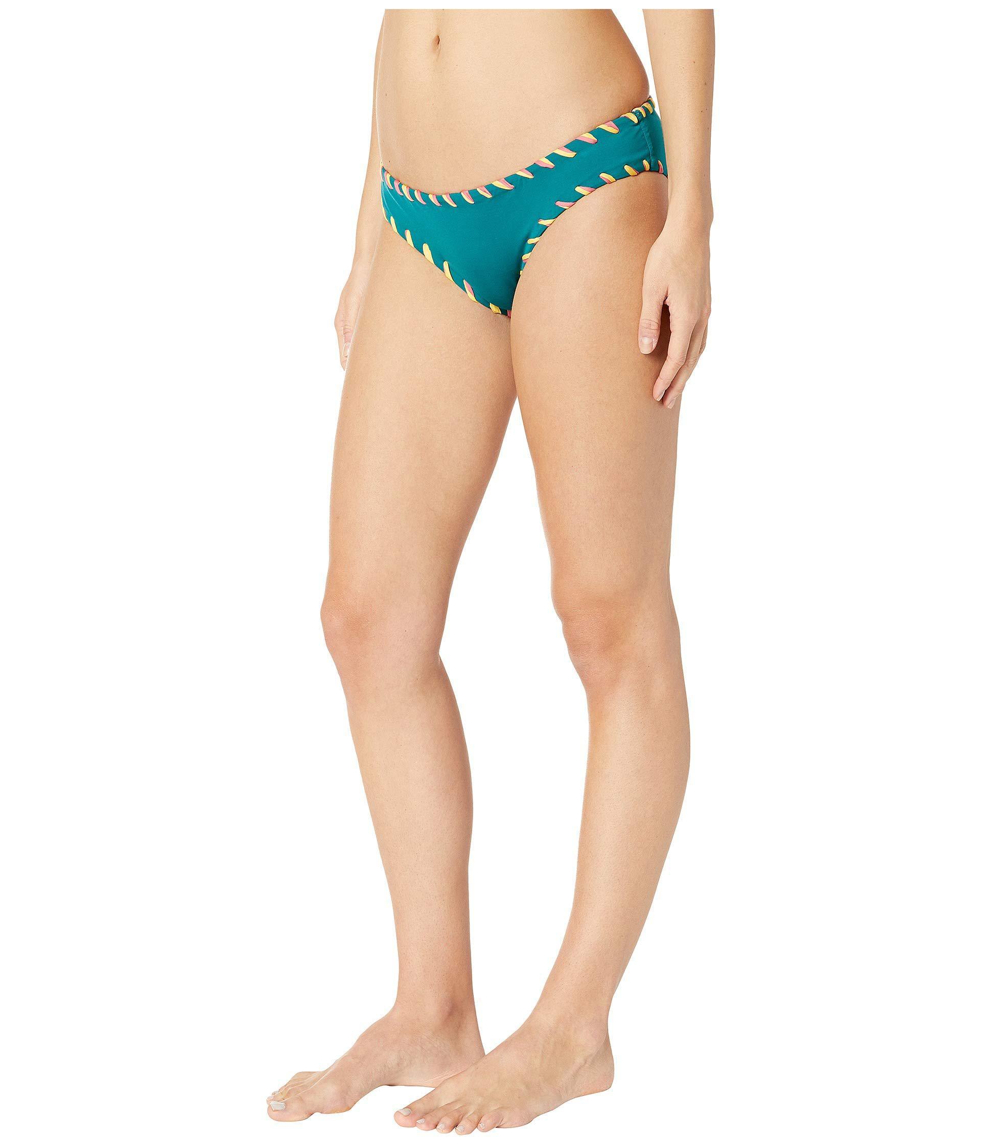 f7a2c604f5d93 Lyst - Becca Camille Reverse American (fern) Women's Swimwear