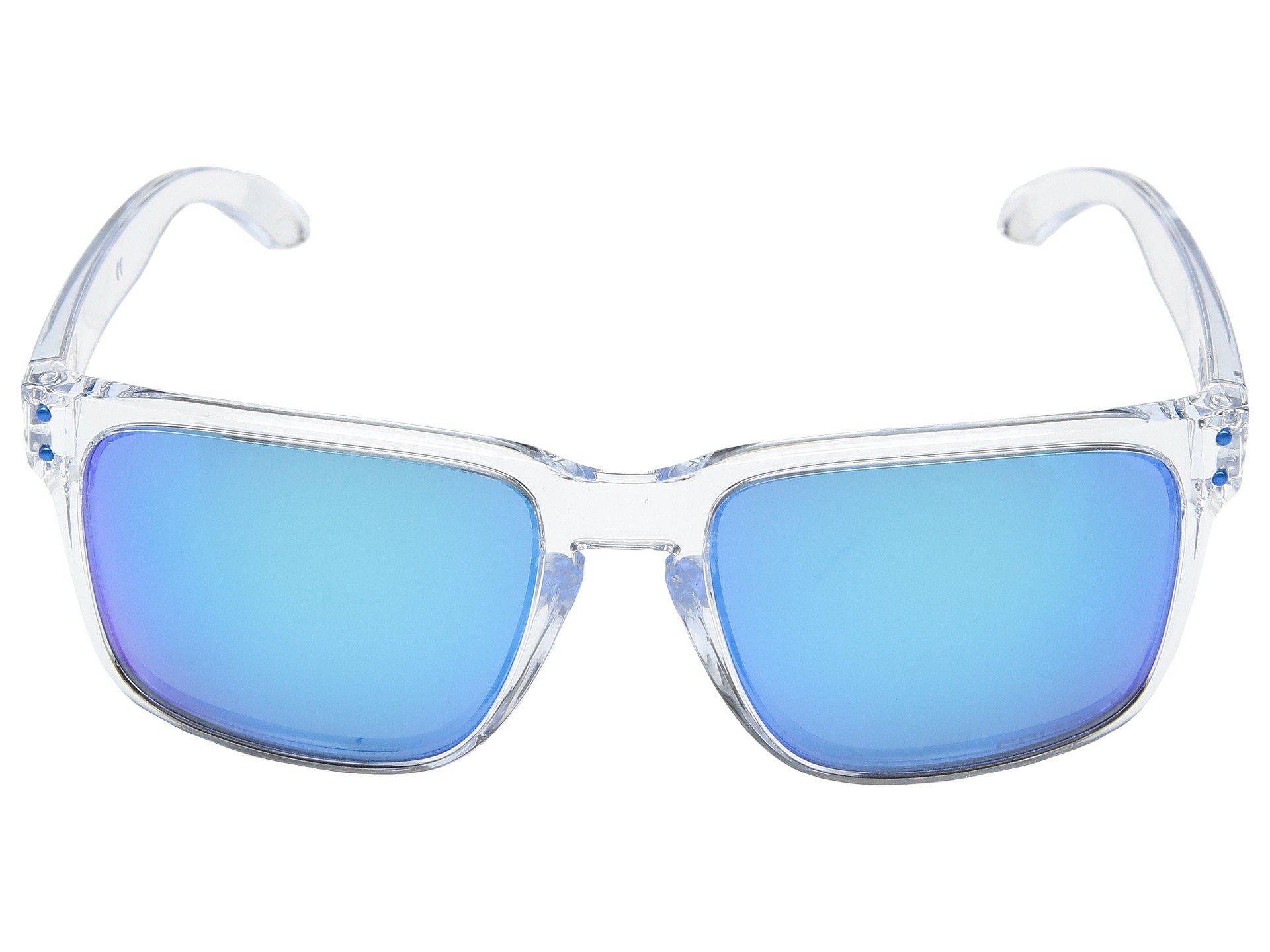 388dd1f6db Oakley - Blue Holbrook Xl Sgh Exclusive (polished Clear W  Prizm Sapphire  Polarized). View fullscreen