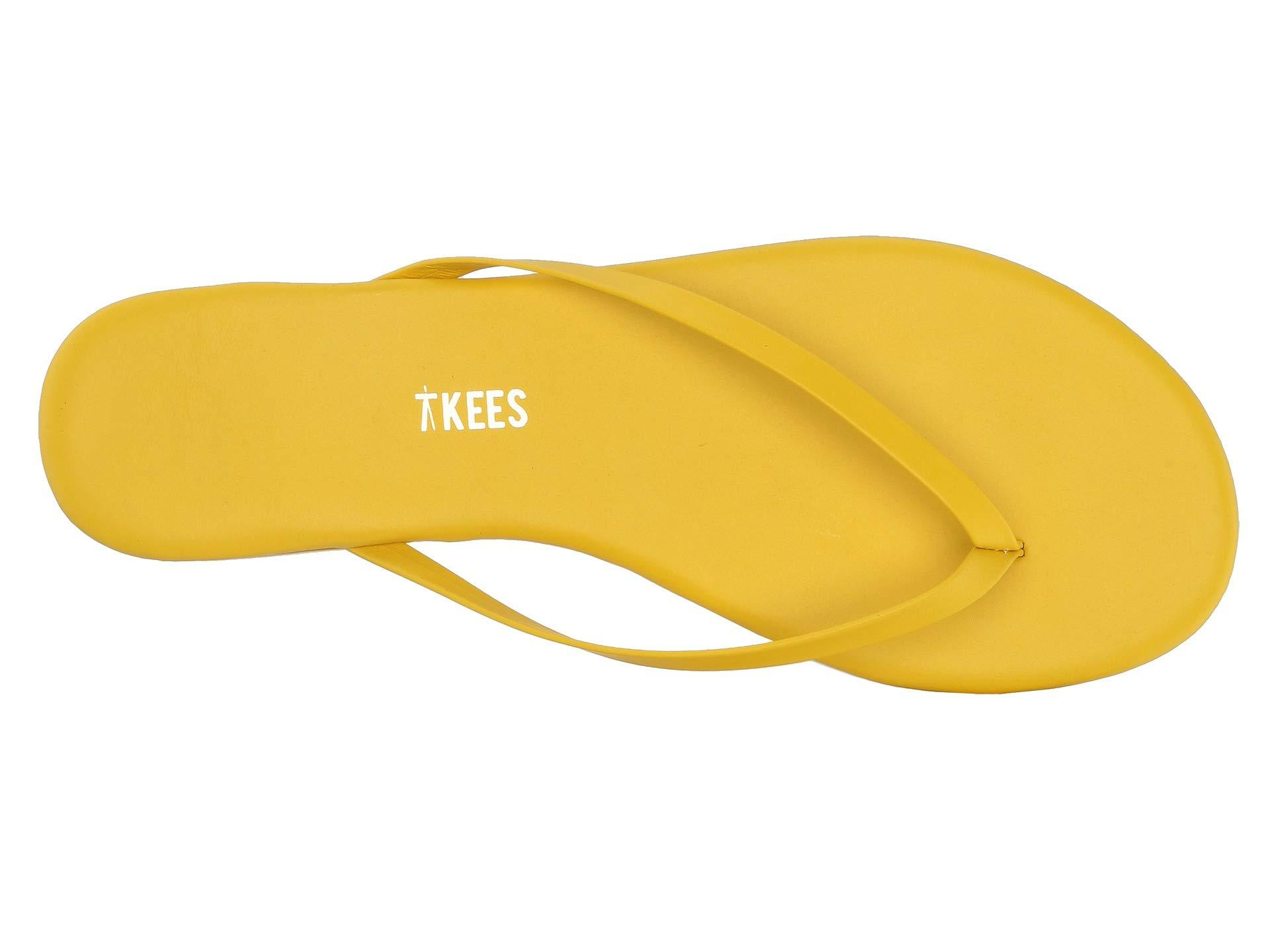 53742896302 Lyst - TKEES Solids (no. 1) Women s Sandals in Yellow - Save 4%