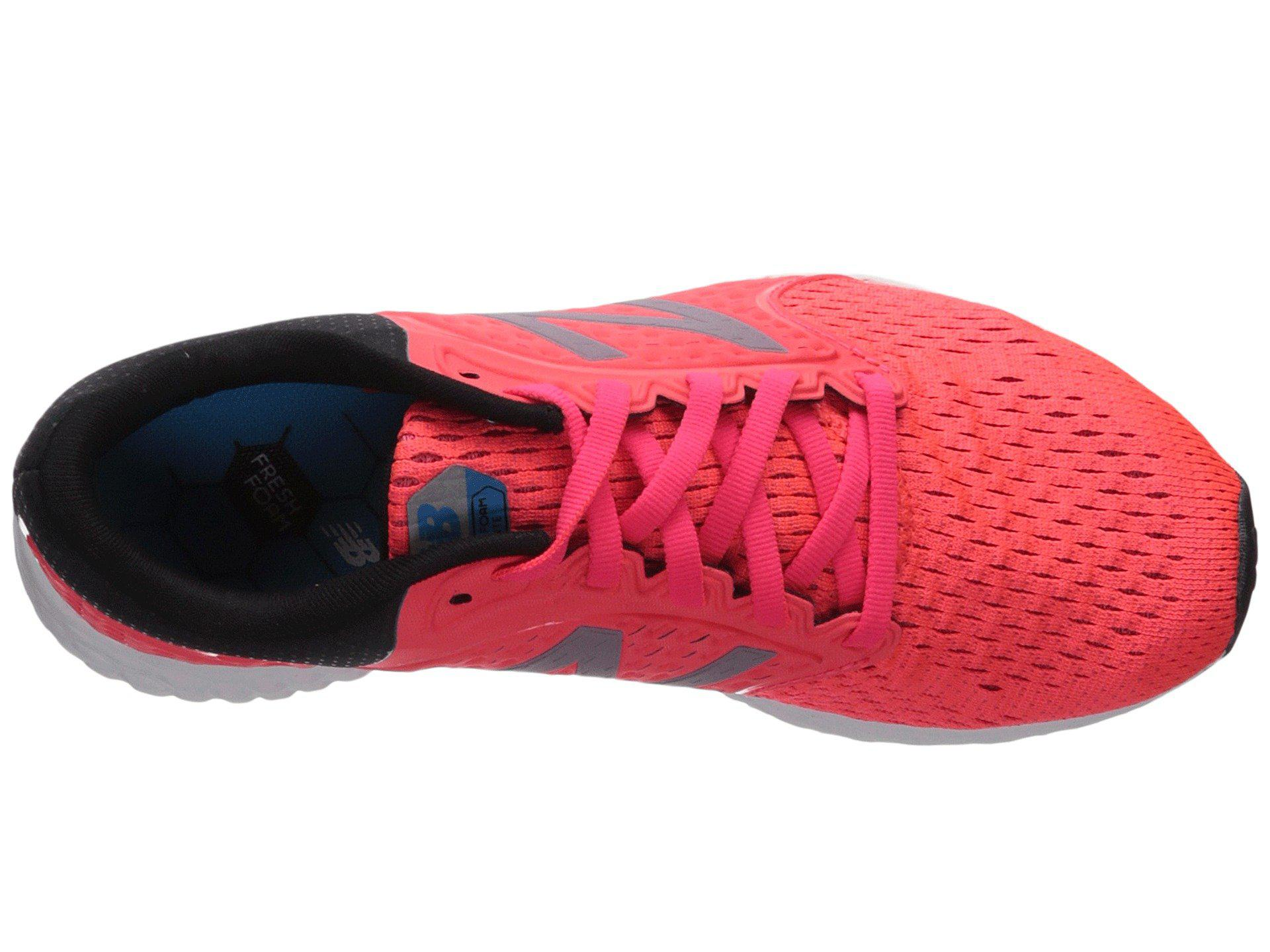 New Balance Pink Fresh Foam Zante V4 Running Shoes