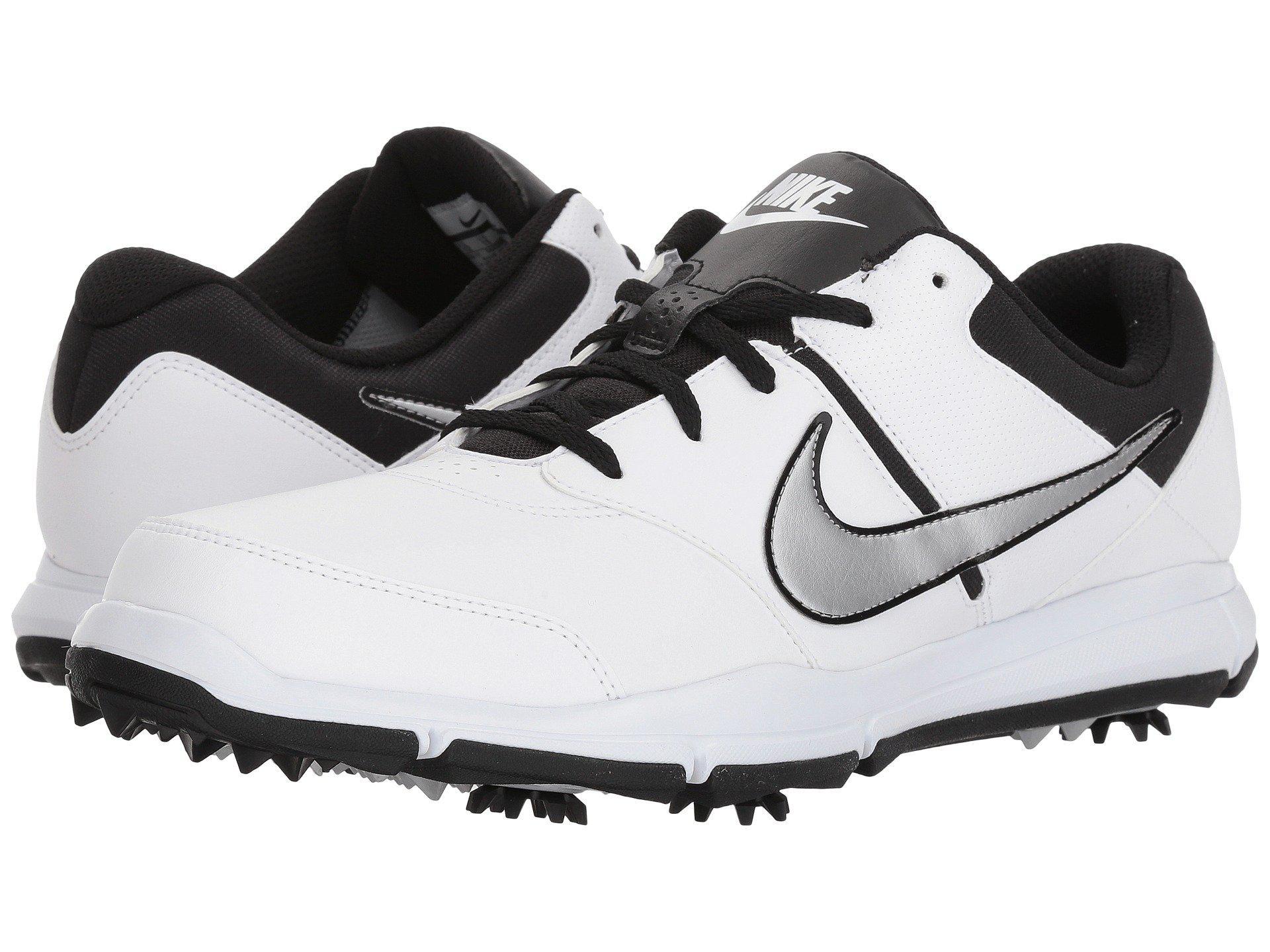 Lyst - Nike Durasport 4 (black metallic Silver black) Men s Golf ... 13aaaaf91