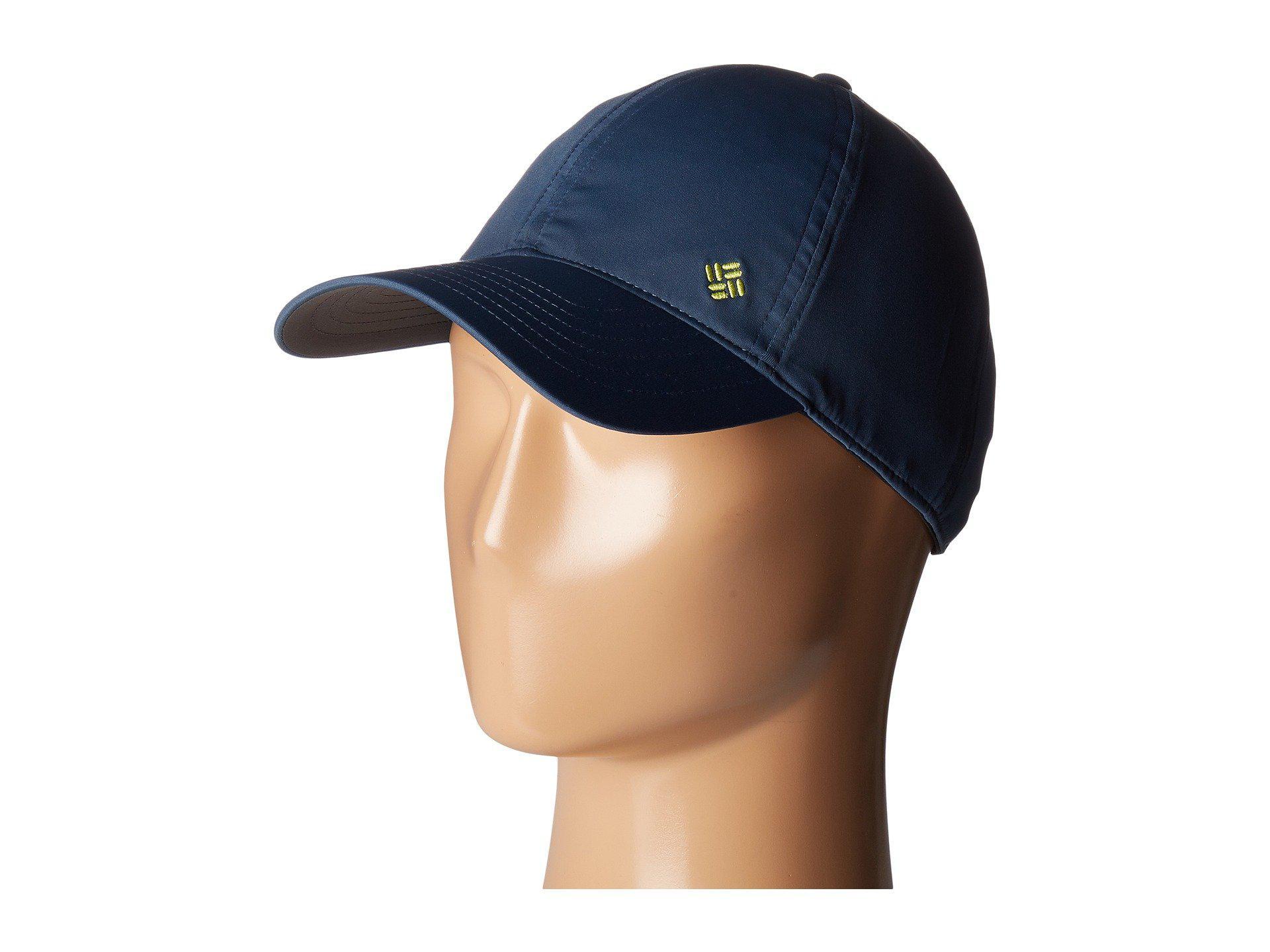 555da438b6bba Columbia Coolhead Ballcap Iii in Blue for Men - Lyst