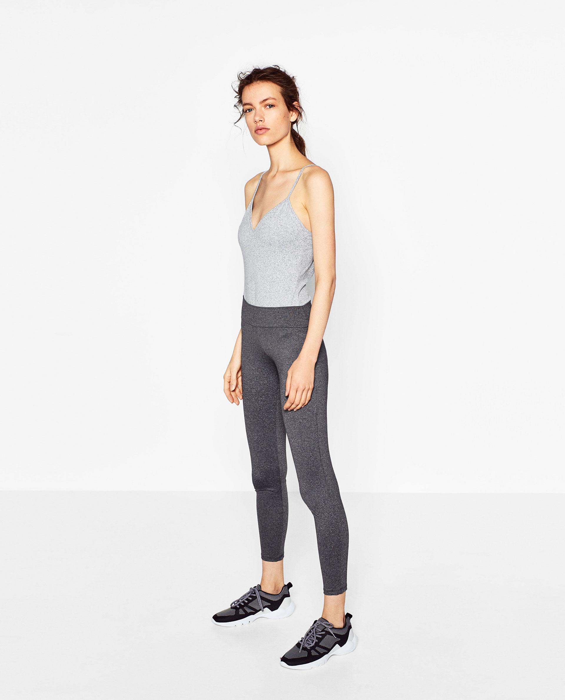 Zara Yoga Bodysuit
