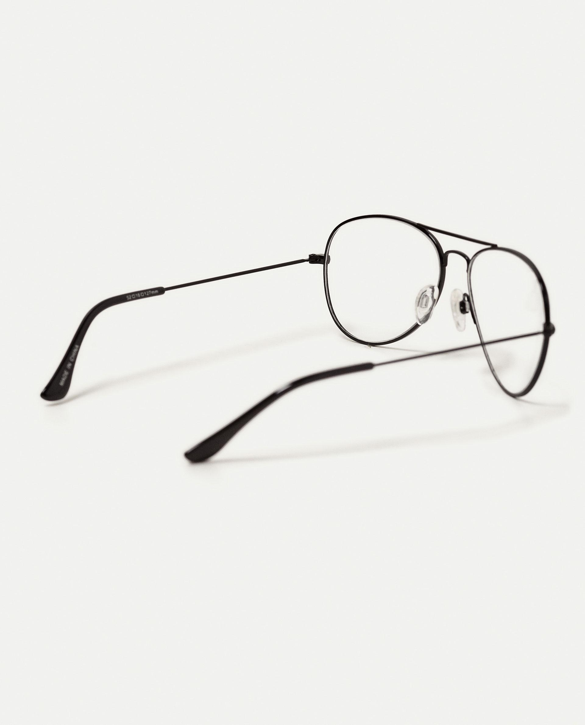 Zara Eyeglasses Lyst