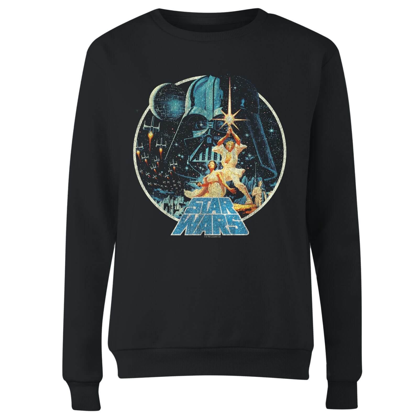 c4a400f24fe6 Star Wars Vintage Victory Sweatshirt in Black - Lyst